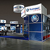 3d renderings for displays & exhibition stands