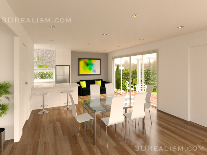 3D Realism - Architectural Visualization