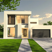 3d Architectural visualisations